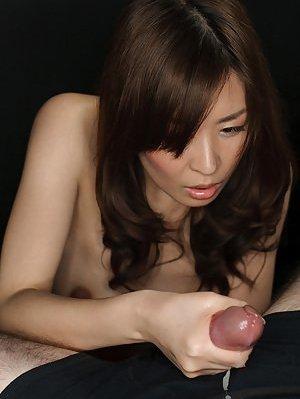 Asian Tugjob Porn Pics