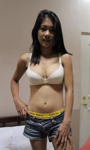 Asian in Shorts Pics
